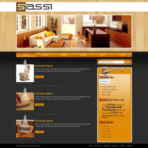 Design finalista por MSFX
