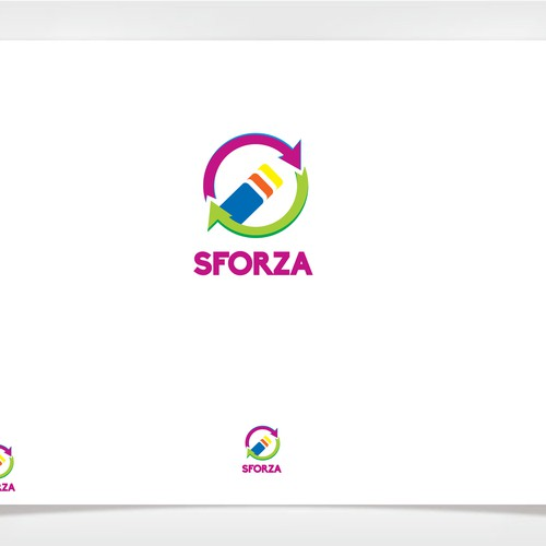 Runner-up design by ARZAGI