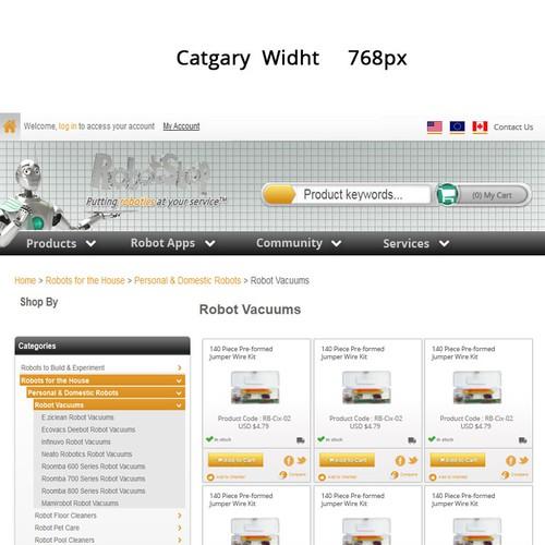 Runner-up design by globalindiatech