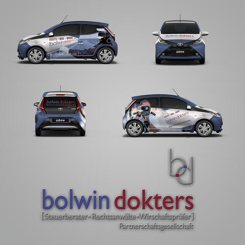 Runner-up design by Damir Miljković