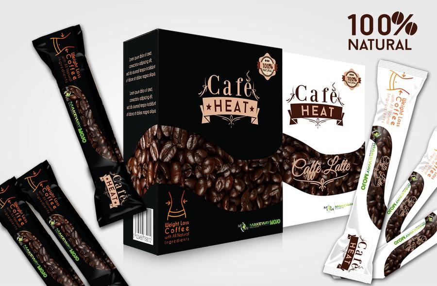 Winning design by Caracara