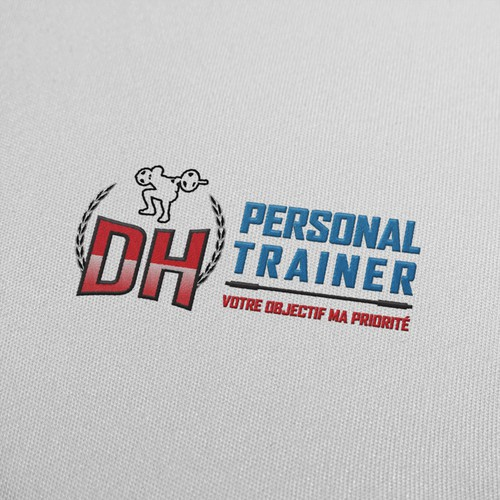 Logo pour personal trainer ! Design por Transformed Design