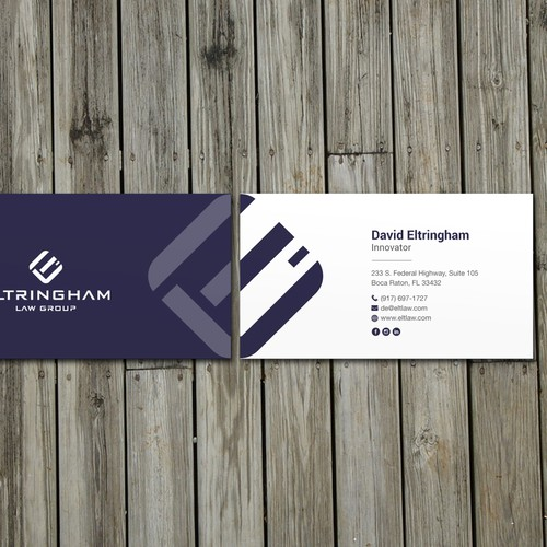 Business card letterhead design for an moderninnovative law firm entries from this contest reheart Choice Image