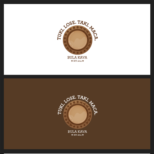 Runner-up design by GatisDesign