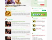Custom wordpress theme design by julxz