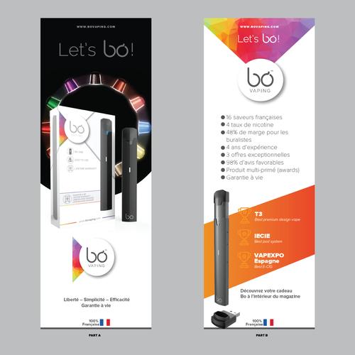 Diseño finalista de Bennah