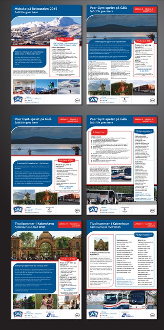 create a new and exiting tour description template for our