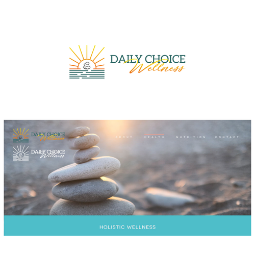 Design a logo for a holistic wellness business launching soon Design by zbt