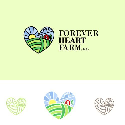 Small Organic Farm Needs Logo and Branding Design by Jennifer Brett