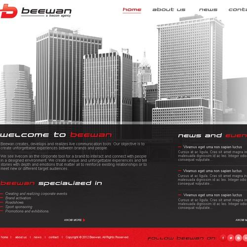 Design finalista por Smartgraphix