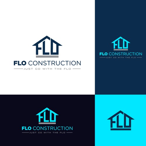 Construction Logo Roofing Focused Logo Design Contest 99designs