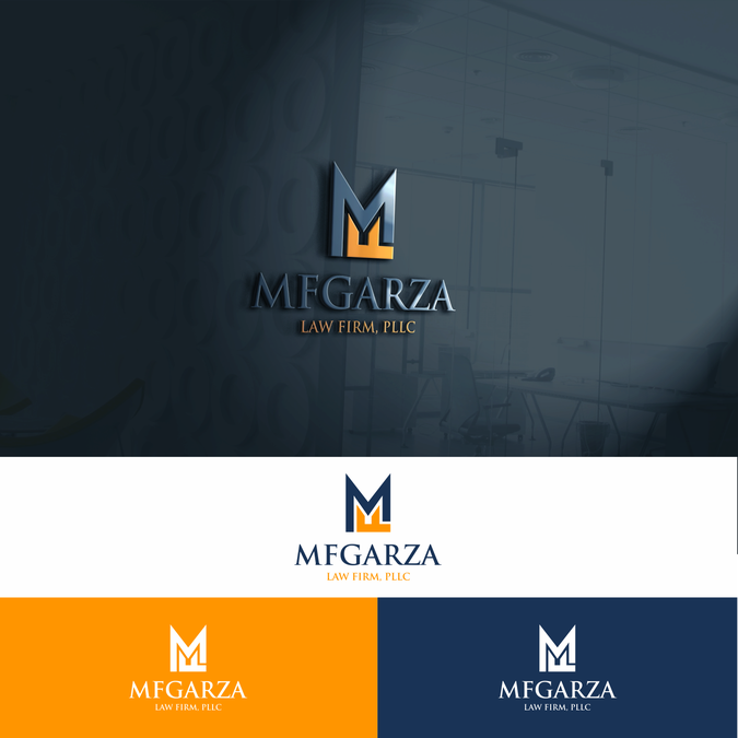 MFGarza Law Firm to the rescue!! Help me with a Logo so I