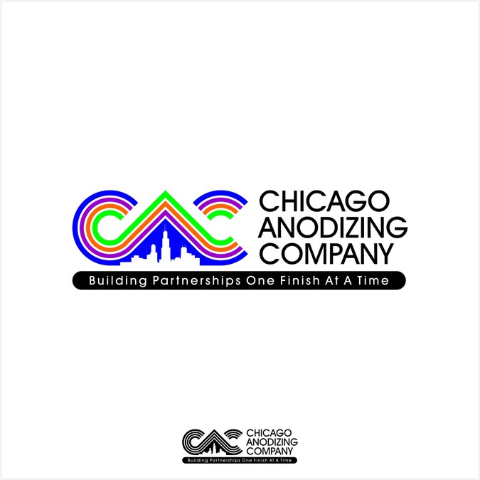Design A Classic Logo For Chicago Anodizing Company