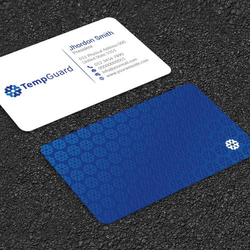 Create an eye catching business card concurso carto de visita design finalista por summit group reheart Choice Image