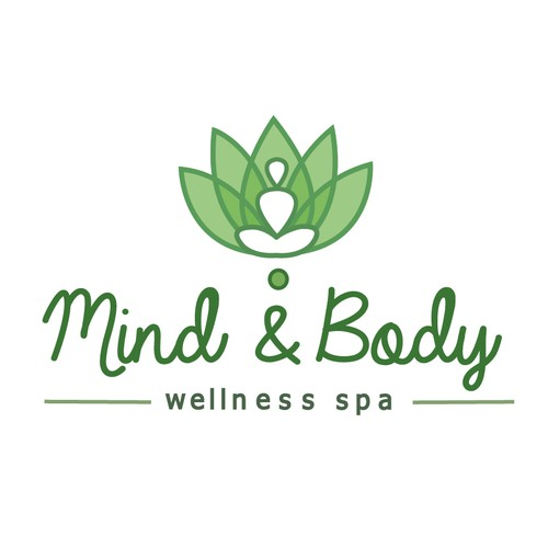 Spa wellness logo  Create a LOGO for Mind & Body Wellness Spa | Logo design contest