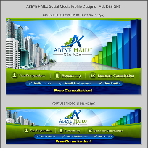 Diseño finalista de The JA Designs