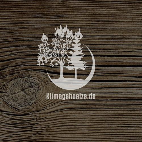 logo soll nadelbaum und laubbaum enthalten w re sch n wenn der begriff klimawandel zum. Black Bedroom Furniture Sets. Home Design Ideas