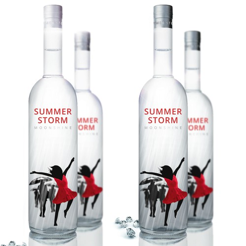 Runner-up design by KMS Design
