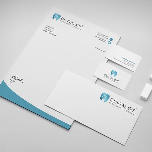 Dental Art - Odontologia Integrada precisa de um logotipo imponente e sofisticado Design por Bruno Nascimento