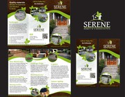 Brochure design by d design