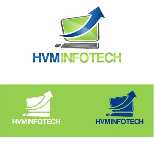 Hvm Infotech Needs A New Logo Logo Design Wettbewerb