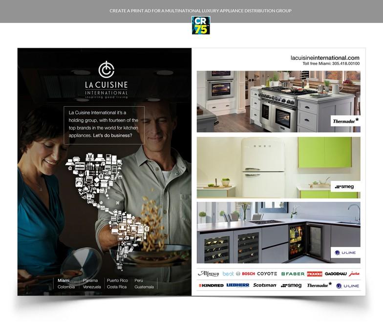 Winning design by CR75™