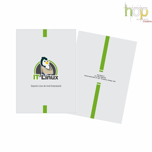 Runner-up design by Hopcreattivo