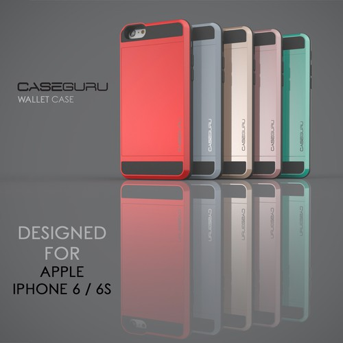Runner-up design by Miguel3D