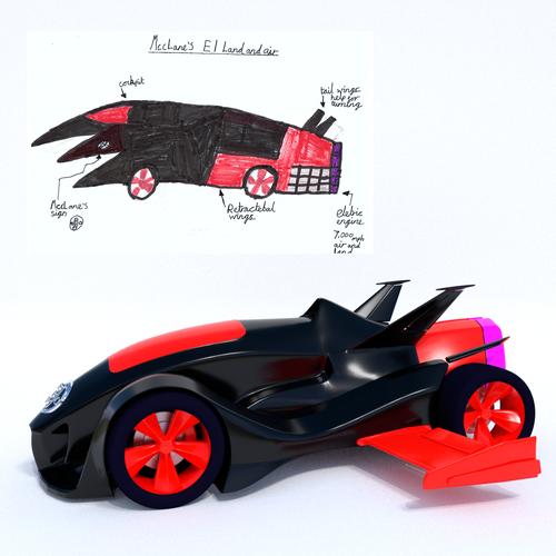 Diseño finalista de dzmitri