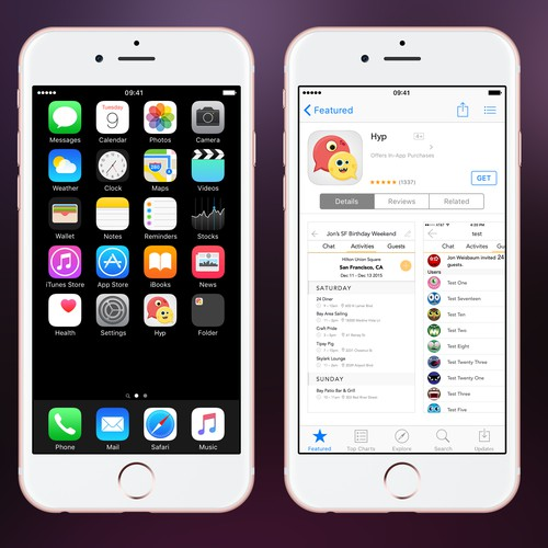 how to set up group chat on iphone