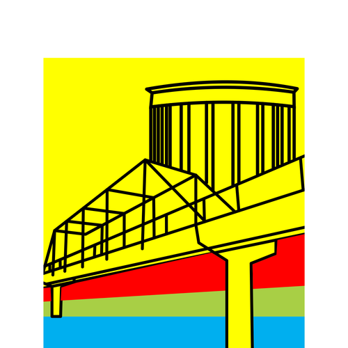 Runner-up design by hefenstrasselab