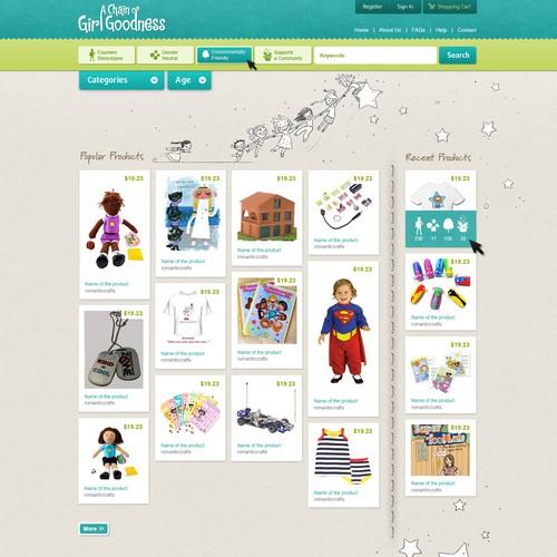 Diseño finalista de ToobaDesign