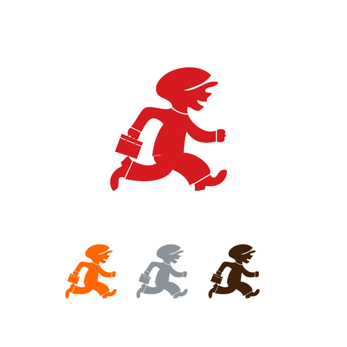 Runner-up design by Aliano