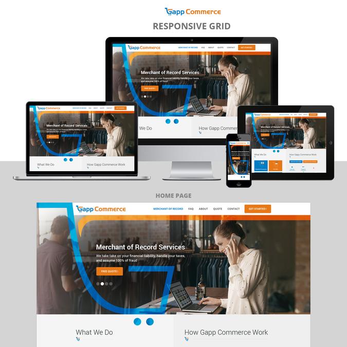 Gewinner-Design von MeetP