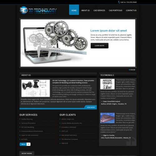 Design finalista por Webinfi