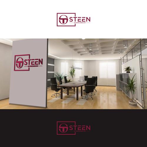 steen interieur zoekt krachtig en tijdloos logo logo