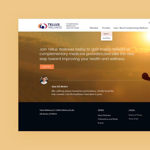 Runner-up design by Design Excellence