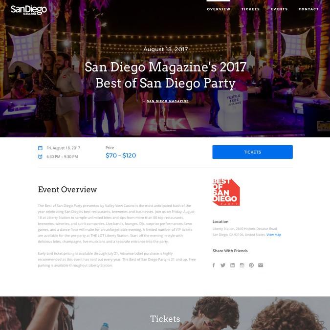Winning design by iamserge