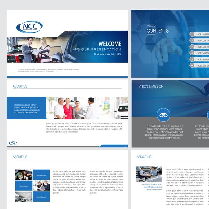 Winning design by Nila