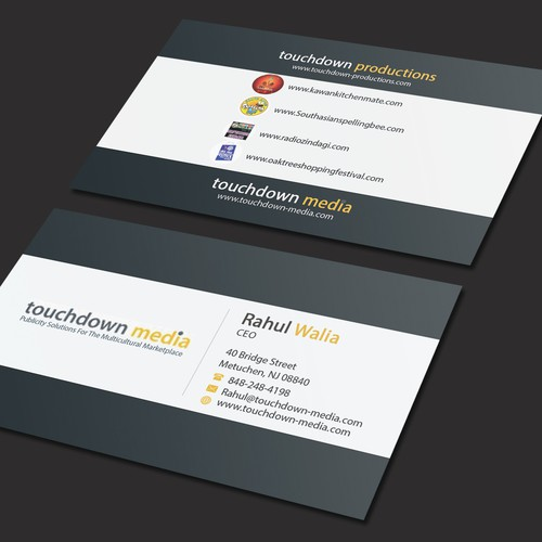 Create a innovate business card for a advertisingmarketing ceo runner up design by mahari colourmoves