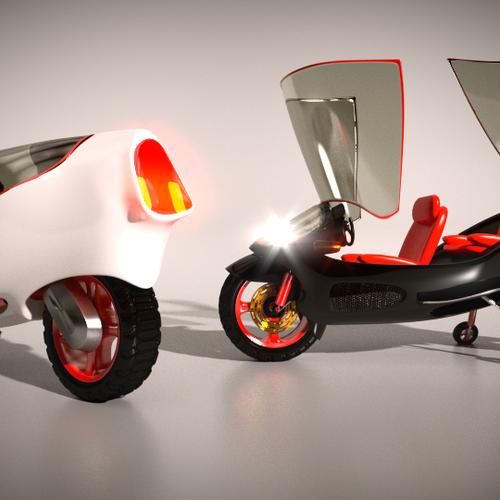 Diseño finalista de Inochi.concept