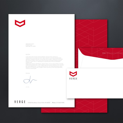 Runner-up design by Velmak