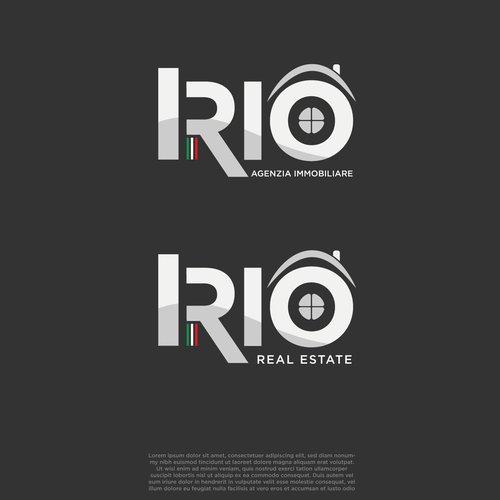 Runner-up design by Andrea Calabrò Graphics