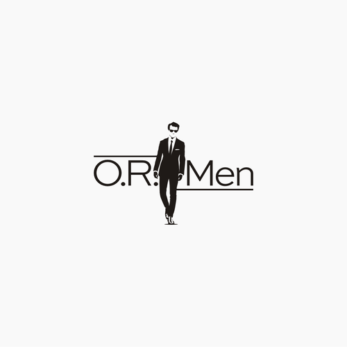 Create A Stylish Modern Men S Fashion Logo For O R Men Logo