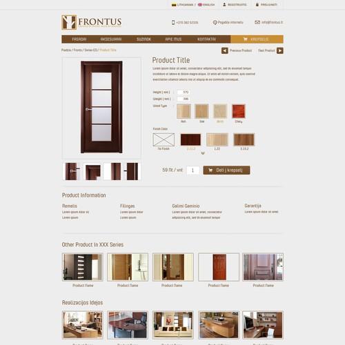 Ontwerp van finalist Unggara Design