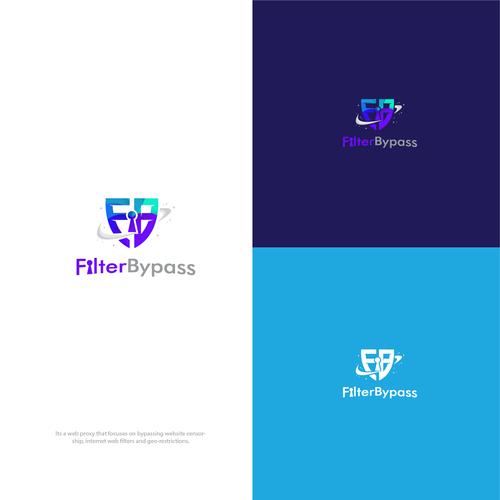 Design a logo for a web proxy(FilterBypass) | Logo design