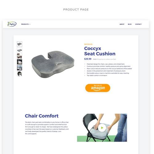 Diseño finalista de Feel Designs