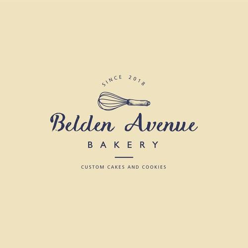 Design a tasty logo for Belden Avenue Bakery | Logo design
