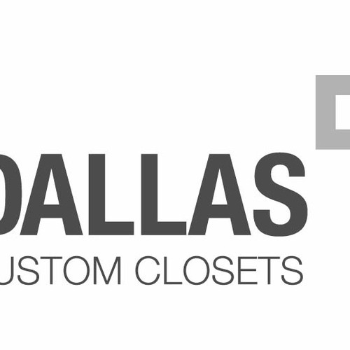 Logo for dallas custom closets logo design contest for Closets by design dallas