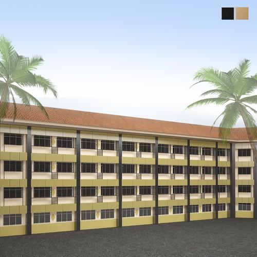 how to create a facade
